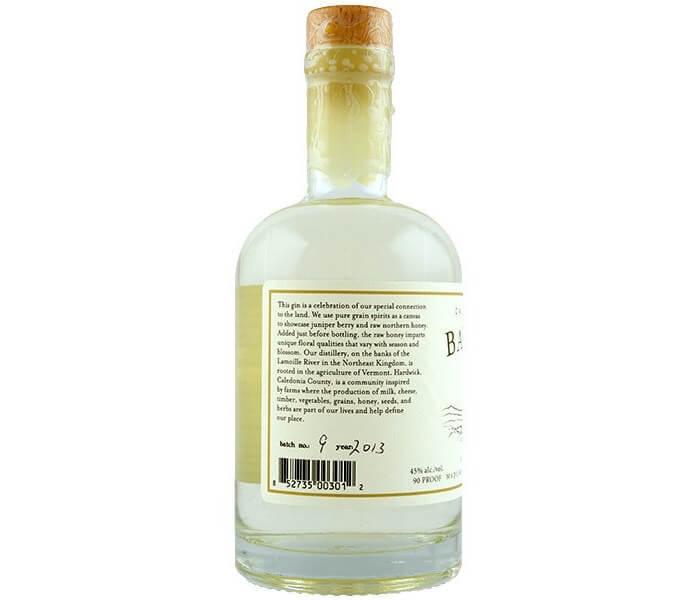 Barr Hill Vodka Caledonia Spiritsq